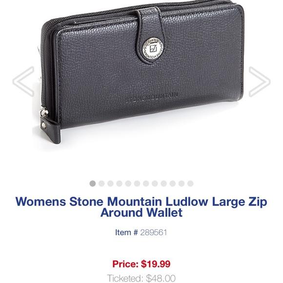 Stone Mountain Accessories Handbags - Stone Mountain large wallet